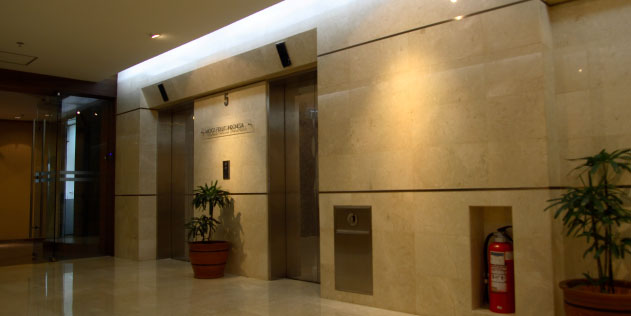 Wisma Nusantara Completed Elevators Replacement